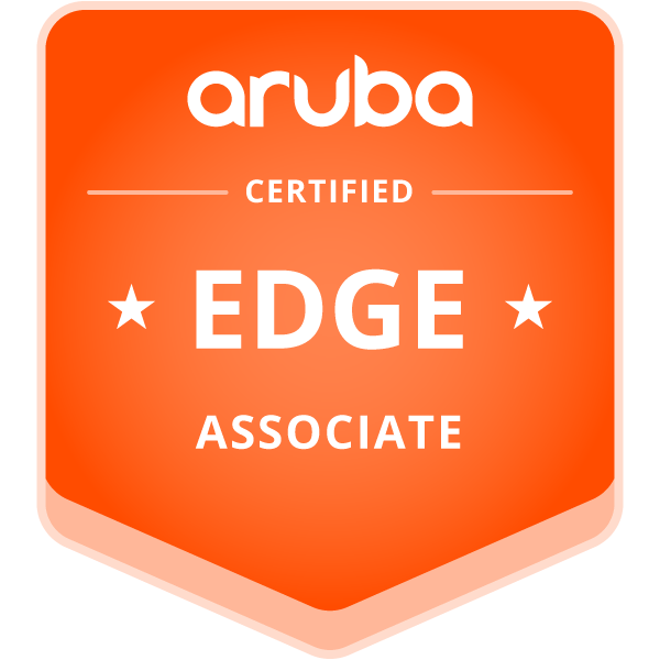 Aruba Certified Edge Associate