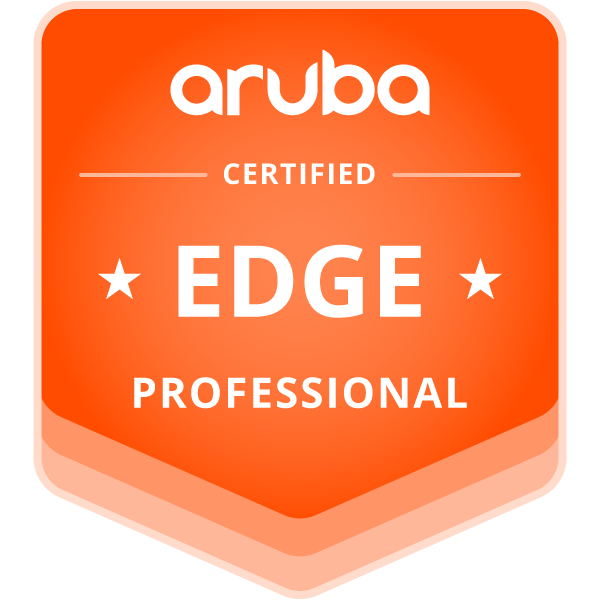 Aruba Certified Edge Professional