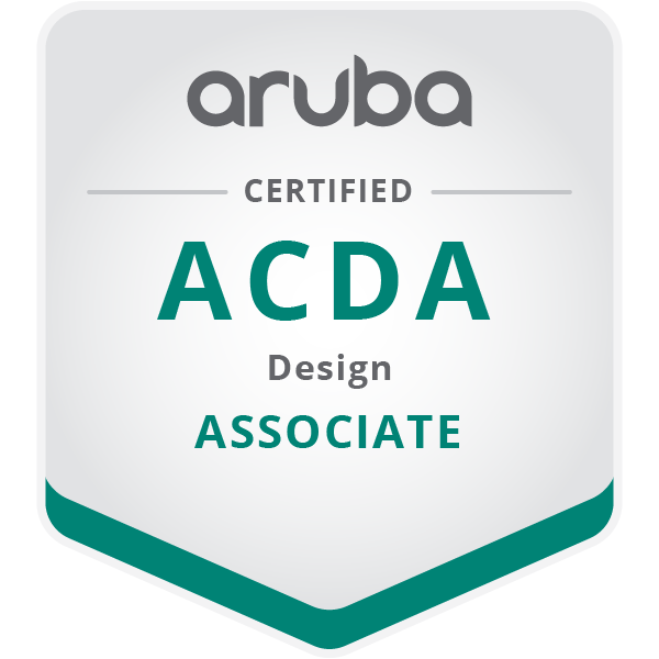 Aruba Certified Design Associate
