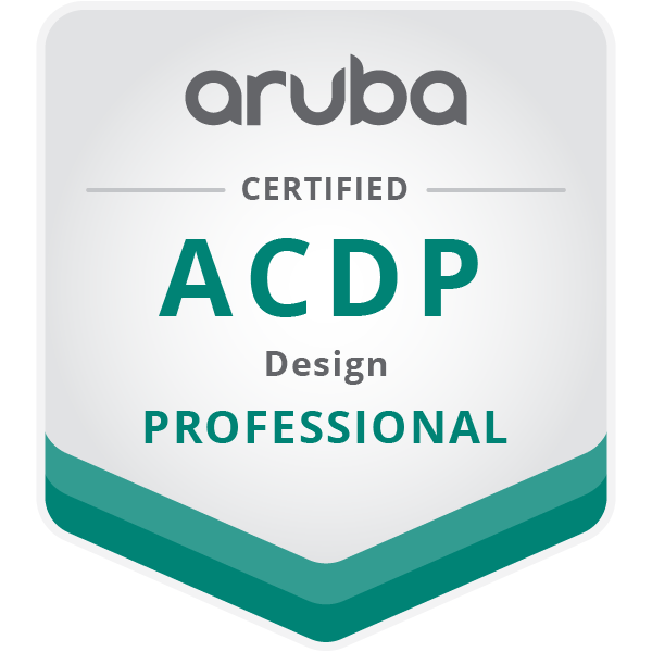 Aruba Certified Design Professional